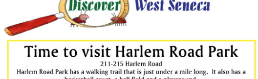 Worksheet for Harlem Rd Park